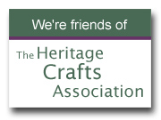 We are friends of the Heritage Crafts Association