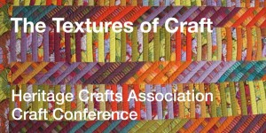 The Textures of Craft