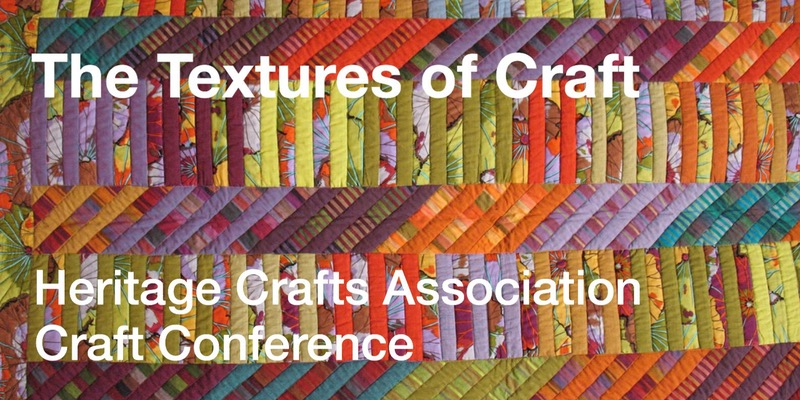 The Texture of Craft conference