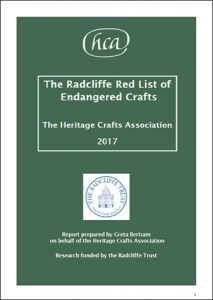 Radcliffe Red List report