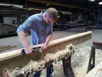 Ladder making