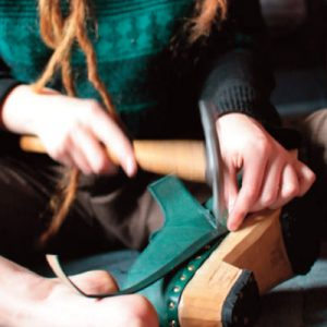 Clog making