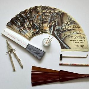 Fan from the Fan Museum