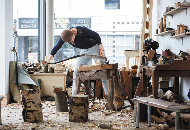 World-renowned photographer Rankin captures heritage craftspeople