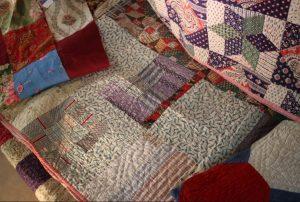 Hannah Hauxwell quilts