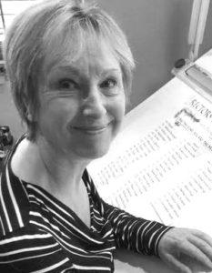 Patricia Lovett MBE