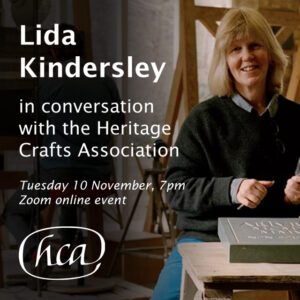 Lida Kindersley in Conversation