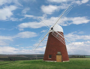 Halnaker Windmill – restoration of windmill in West Sussex