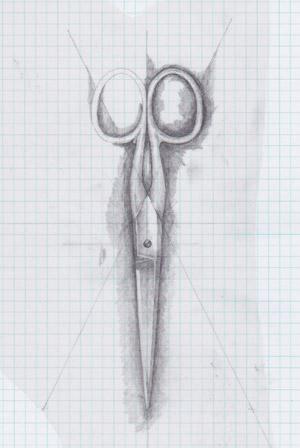 Grace's Horne's scissor design