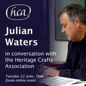 Julian Waters in Conversation