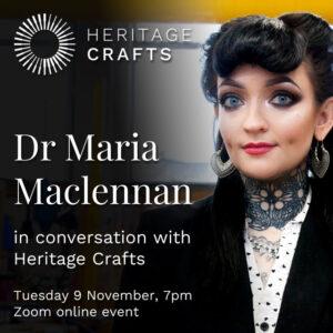 Maria Maclennan in Conversation