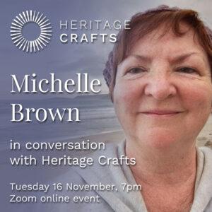 Michelle Brown in Conversation